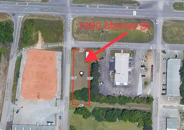 1950 Market Street, Millbrook, AL 36054 (MLS #496960) :: Buck Realty