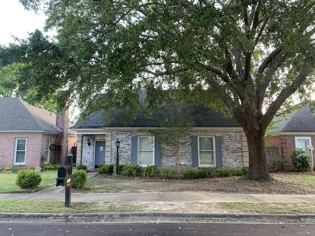 8604 Harvest Ridge Drive, Montgomery, AL 36116 (MLS #496982) :: Buck Realty
