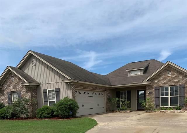 8516 Ryan Ridge Loop, Montgomery, AL 36117 (MLS #497004) :: Buck Realty