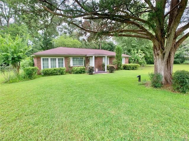 742 Pine Road, Slocomb, AL 36375 (MLS #497023) :: Buck Realty