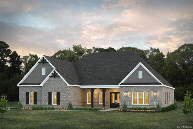 1238 Charleston Drive, Prattville, AL 36066 (MLS #497070) :: Buck Realty
