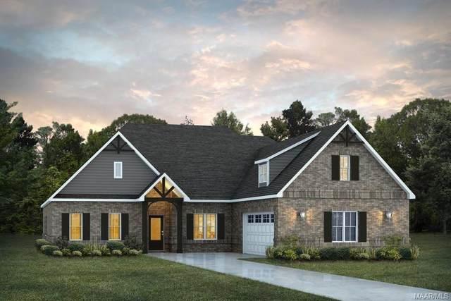 1366 Witherspoon Drive, Prattville, AL 36066 (MLS #497071) :: Buck Realty