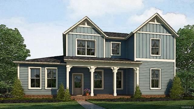 3164 Meriwether Drive, Pike Road, AL 36064 (MLS #498275) :: Buck Realty