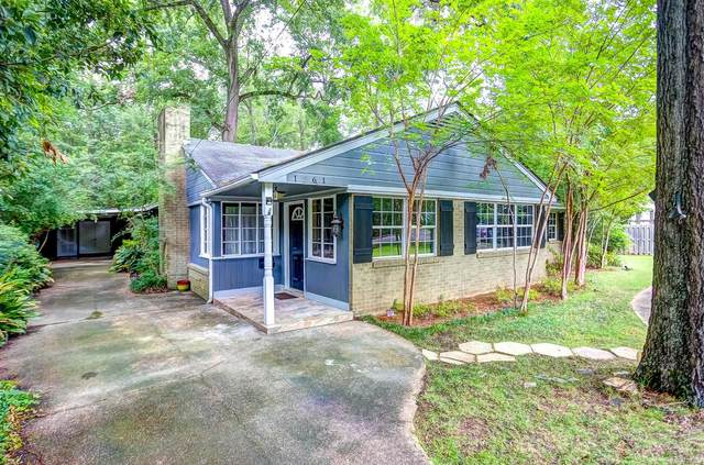 1261 Glen Grattan Drive, Montgomery, AL 36111 (MLS #498279) :: Buck Realty