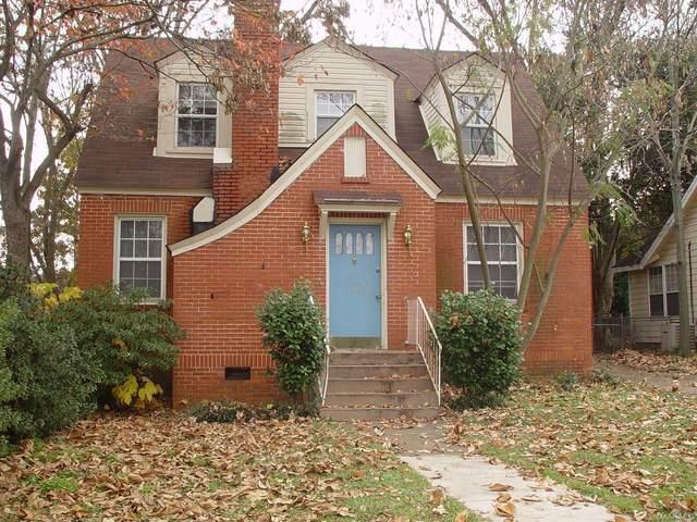 2326 Winona Avenue, Montgomery, AL 36107 (MLS #498296) :: Buck Realty