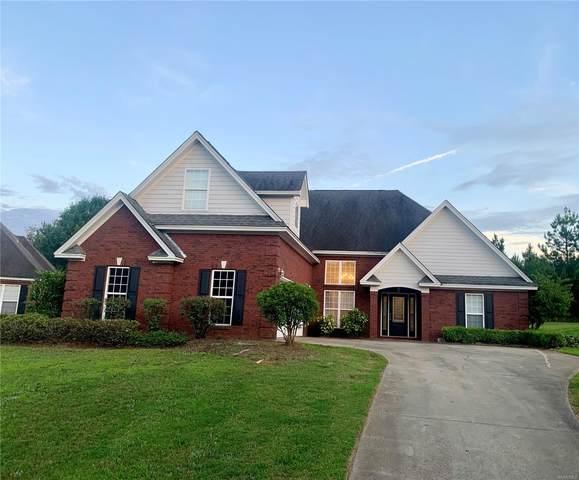 2 Fairway Drive, Millbrook, AL 36054 (MLS #498385) :: Buck Realty