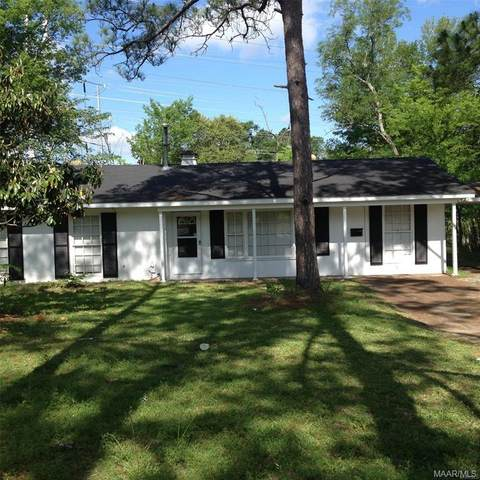 4390 Sunshine Drive, Montgomery, AL 36117 (MLS #498393) :: Buck Realty