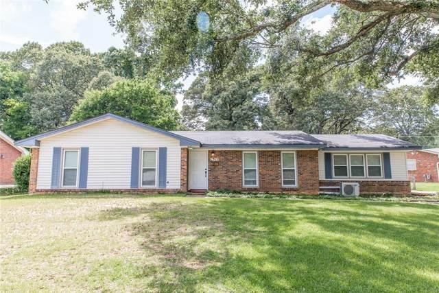 826 Greg Drive, Montgomery, AL 36109 (MLS #498405) :: Buck Realty