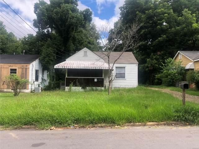 2409 Poplar Street, Montgomery, AL 36107 (MLS #498518) :: Buck Realty