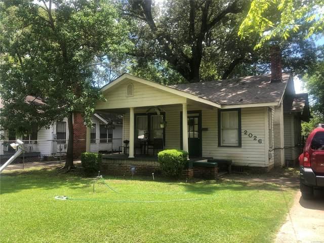 2026 E 3rd Street, Montgomery, AL 36106 (MLS #498531) :: Buck Realty