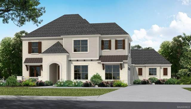 8206 Roanoke Court, Montgomery, AL 36116 (MLS #498592) :: Buck Realty
