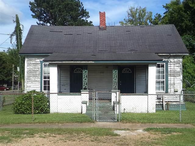 1222 Washington Street, Selma, AL 36703 (MLS #498595) :: Buck Realty