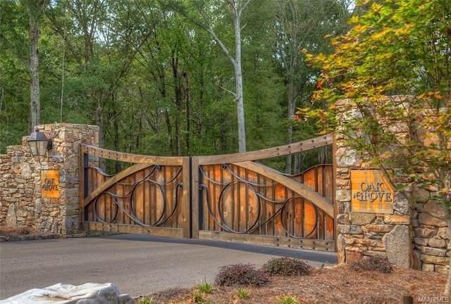 416 Oak View Drive, Pike Road, AL 36064 (MLS #498620) :: Buck Realty