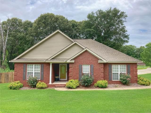 1508 White Cloud Drive, Deatsville, AL 36022 (MLS #498631) :: Buck Realty