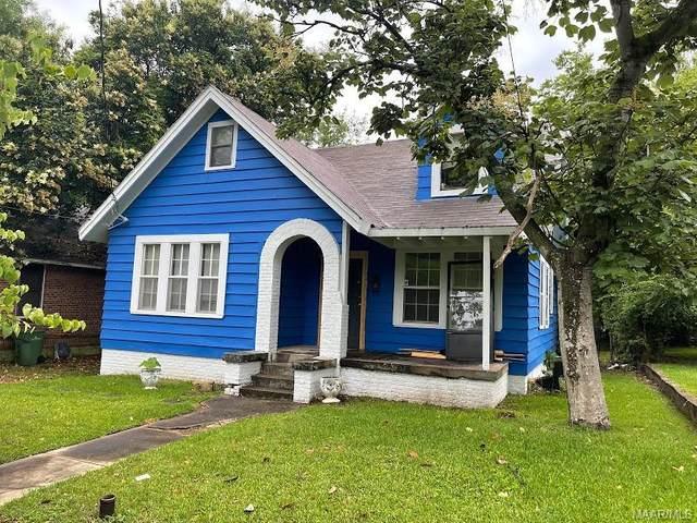 1732 Winona Avenue, Montgomery, AL 36107 (MLS #498675) :: Buck Realty