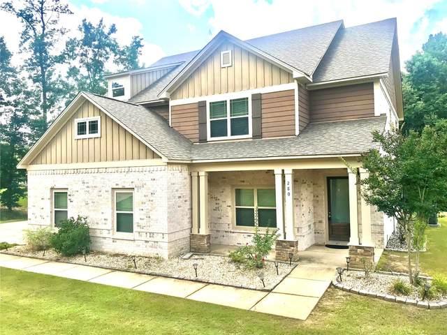 280 Sherwood Trail, Wetumpka, AL 36093 (MLS #498724) :: Buck Realty