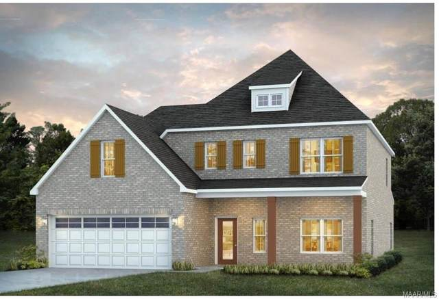 5820 Blevins Circle, Montgomery, AL 36116 (MLS #498821) :: LocAL Realty