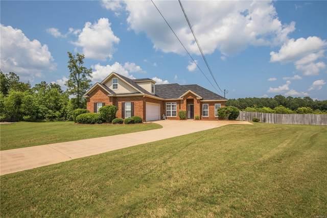 454 Longwood Trail, Pike Road, AL 36064 (MLS #498899) :: David Kahn & Company Real Estate