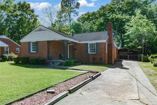 208 Oak Forest Drive, Montgomery, AL 36109 (MLS #498945) :: Buck Realty