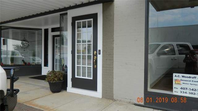 603 E Commerce Street, Greenville, AL 36037 (MLS #498960) :: Buck Realty