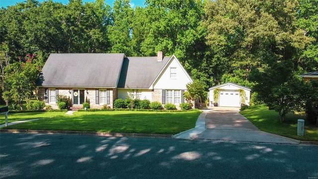 604 Northside Drive, Enterprise, AL 36330 (MLS #498992) :: Team Linda Simmons Real Estate