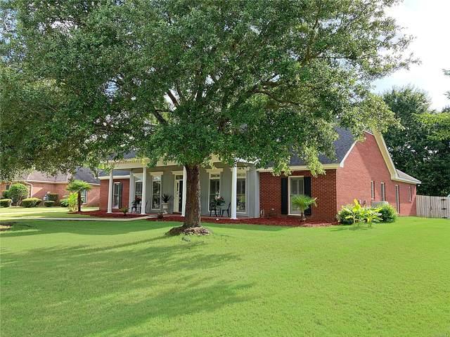 606 Pimblico Road, Montgomery, AL 36109 (MLS #498993) :: Buck Realty