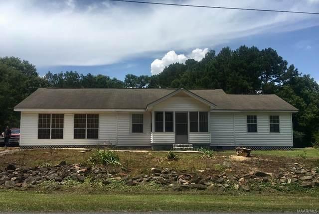 2183 Pearson Chapel Road, Alexander City, AL 35010 (MLS #498994) :: Buck Realty