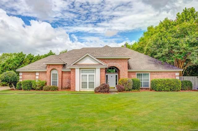 6407 Eastwood Glen Drive, Montgomery, AL 36117 (MLS #499016) :: Buck Realty