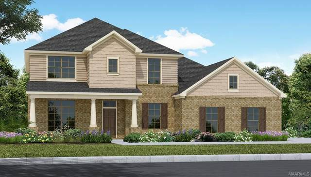 8318 Young Crossing, Montgomery, AL 36116 (MLS #499025) :: Buck Realty