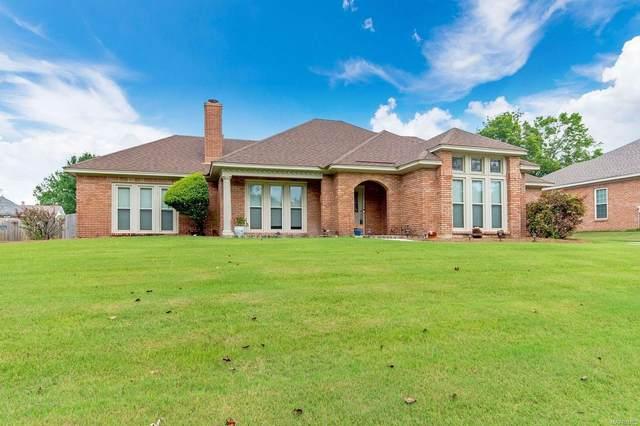 2220 Sagewood Drive, Montgomery, AL 36117 (MLS #499042) :: Buck Realty