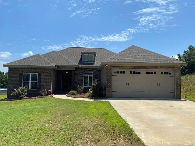 2452 County Road 67 Road, Billingsley, AL 36006 (MLS #499111) :: Buck Realty