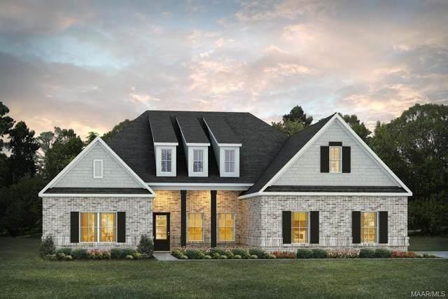 1346 Witherspoon Drive, Prattville, AL 36066 (MLS #499159) :: Buck Realty