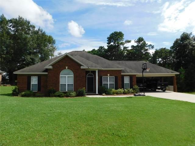 1721 Honeysuckle Ridge Drive, Deatsville, AL 36022 (MLS #499230) :: Buck Realty