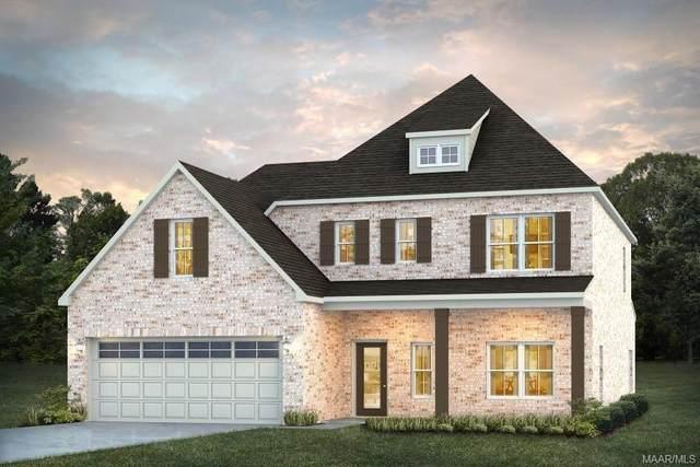 103 Herman Drive, Prattville, AL 36066 (MLS #499291) :: Buck Realty