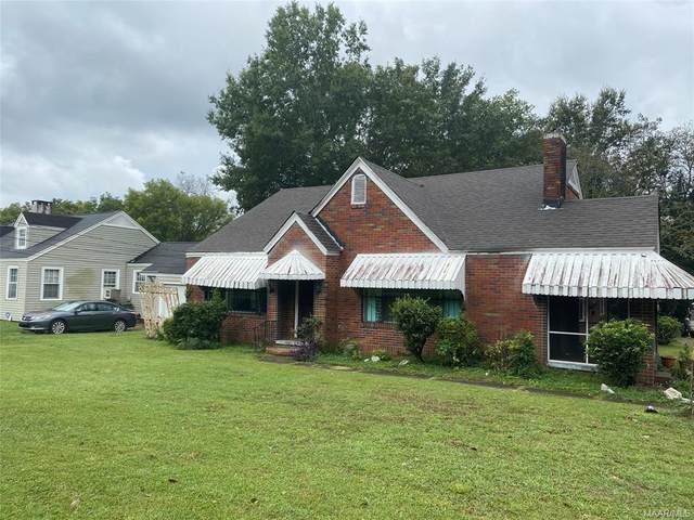 3338 Norman Bridge Road, Montgomery, AL 36105 (MLS #499325) :: Buck Realty