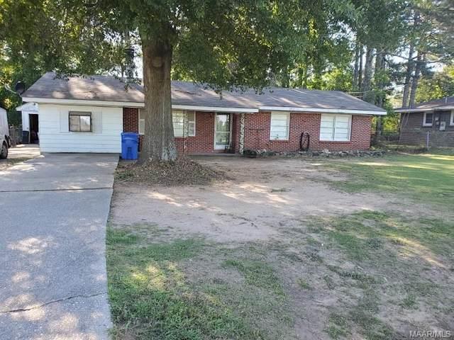 607 Fairview Avenue, Prattville, AL 36066 (MLS #499334) :: Buck Realty