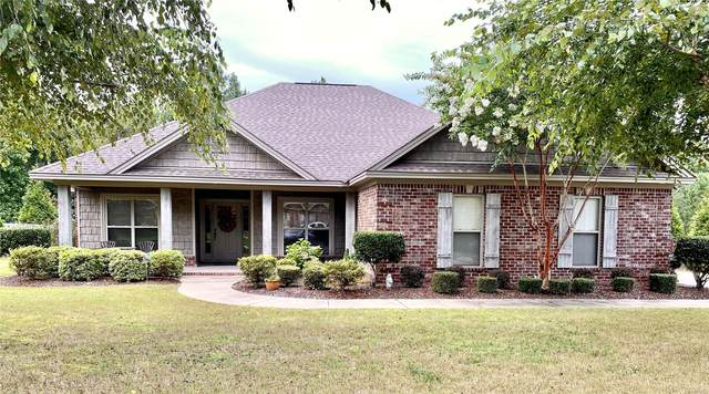 309 Southern Hills Drive, Wetumpka, AL 36093 (MLS #499363) :: Buck Realty
