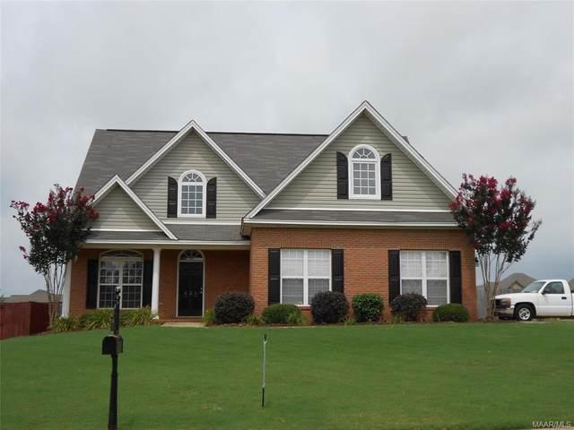 625 Prairieview Drive, Prattville, AL 36067 (MLS #499393) :: Buck Realty