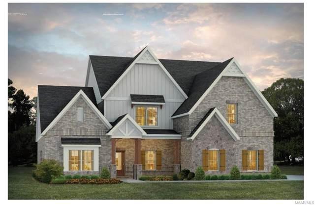 1377 Witherspoon Drive, Prattville, AL 36066 (MLS #499460) :: Buck Realty