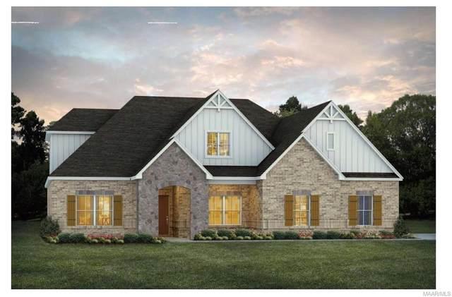 1352 Witherspoon Drive, Prattville, AL 36066 (MLS #499463) :: Buck Realty