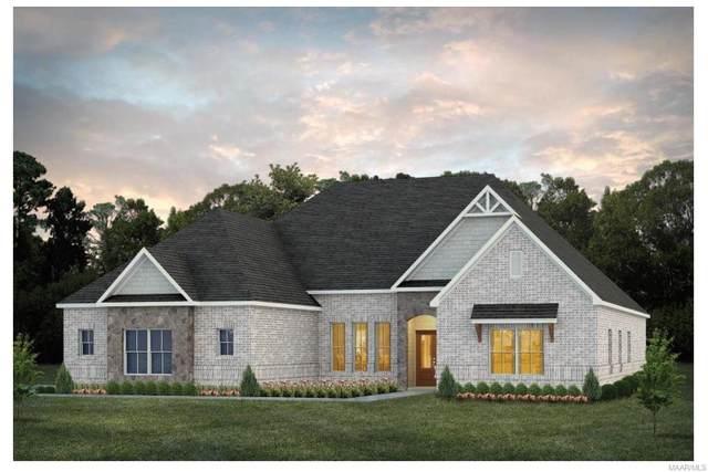 1361 Witherspoon Drive, Prattville, AL 36066 (MLS #499471) :: Buck Realty