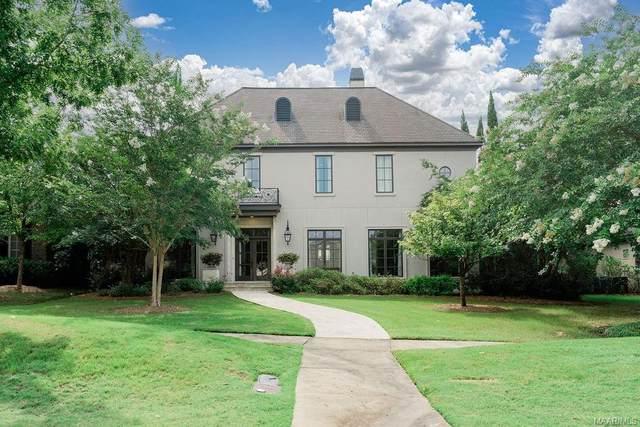 3525 Oak Grove Circle, Montgomery, AL 36116 (MLS #499491) :: Buck Realty