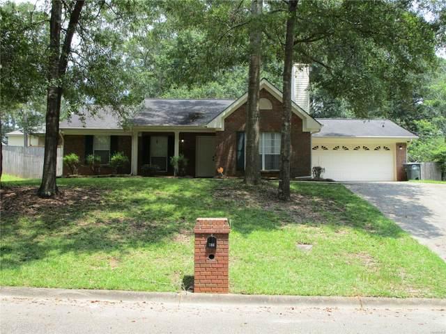 204 Aztec Drive, Enterprise, AL 36330 (MLS #499534) :: Team Linda Simmons Real Estate