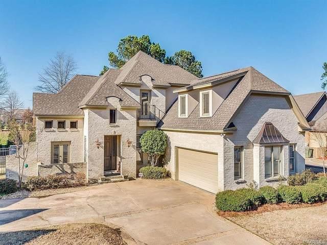 7330 Brisbane Place, Montgomery, AL 36117 (MLS #499544) :: David Kahn & Company Real Estate