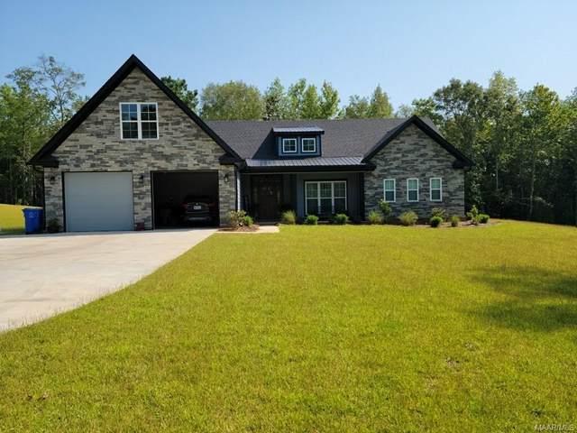 2033 County Road 537 Road, Enterprise, AL 36330 (MLS #499689) :: Buck Realty