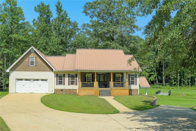 1225 Griffith Road, Eclectic, AL 36024 (MLS #499738) :: Buck Realty