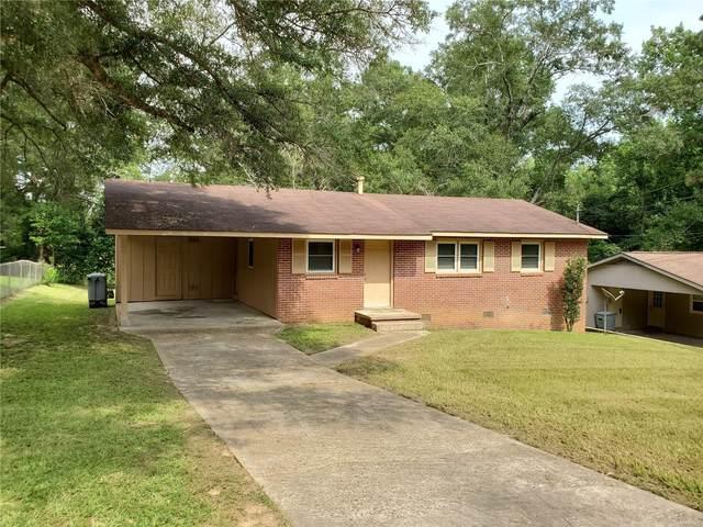10 Dowling Street, Daleville, AL 36322 (MLS #499761) :: Buck Realty