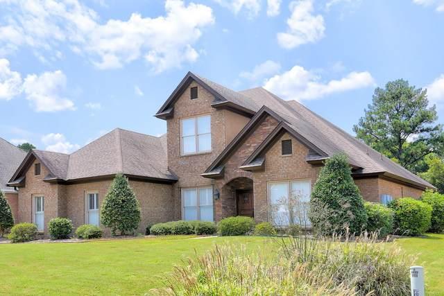 100 Mullis Creek Drive, Pike Road, AL 36064 (MLS #499806) :: Buck Realty