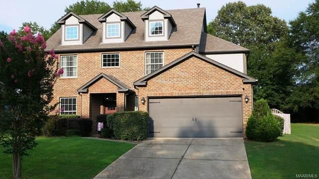 153 Abercorn Drive, Deatsville, AL 36022 (MLS #499815) :: David Kahn & Company Real Estate