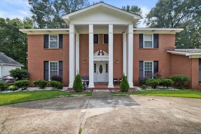 5 Wilkins Road, Selma, AL 36701 (MLS #499817) :: Buck Realty